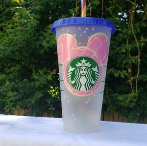 Customized starbucks tumbler